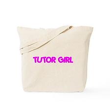 """Tutor Girl"" Tote Bag"