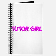 """""""Tutor Girl"""" Journal"""