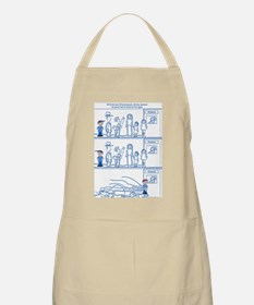 An Ileostomy Comic BBQ Apron