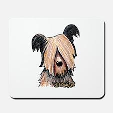 Skye Terrier Mousepad