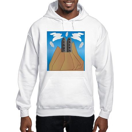 Shavuot1 Hooded Sweatshirt