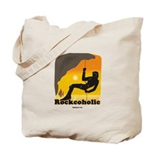 Rockcoholic Tote Bag