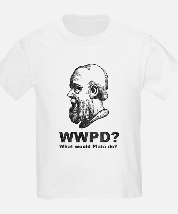 What Would Plato Do? T-Shirt