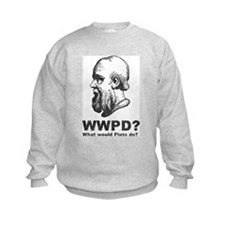 What Would Plato Do? Sweatshirt