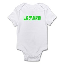Lazaro Faded (Green) Infant Bodysuit