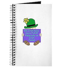 Irish Twins Have More Fun Journal