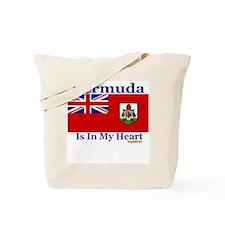 Bermuda - Heart Tote Bag