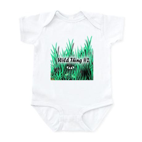 Wild Thing 2 Infant Bodysuit