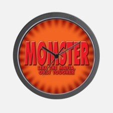 momster Wall Clock