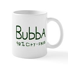 BUBBA City-Free Country Boy Mug