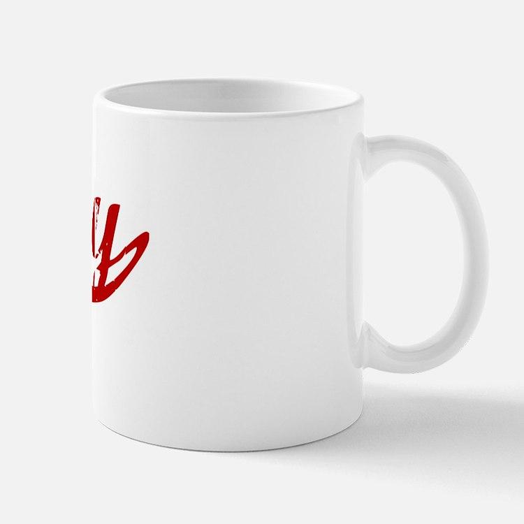 Bosley (red vintage) Mug