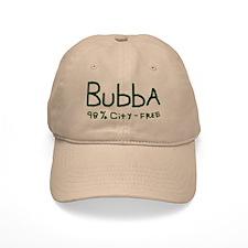 BUBBA City-Free Country Boy Baseball Cap