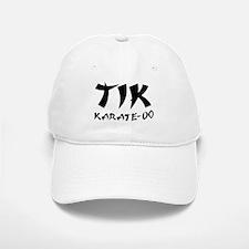 Tik Karate-do Baseball Baseball Cap
