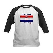 Croatia - Heart Tee