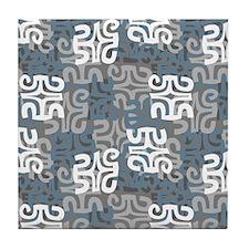 Swanky Mo Graphite Tile Coaster