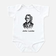 John Locke Infant Bodysuit
