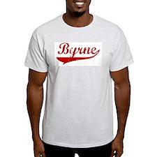 Byrne (red vintage) T-Shirt