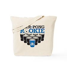 Beer Pong Rookie Tote Bag