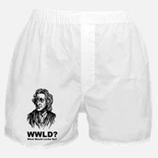 What Would Locke Do Boxer Shorts