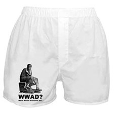 What Would Aristotle Do Boxer Shorts