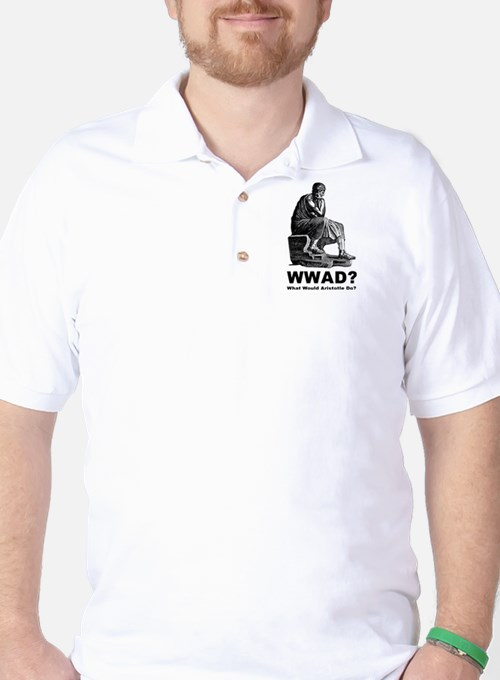 What Would Aristotle Do T-Shirt
