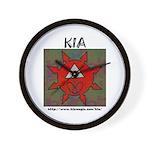 KIA Wall Clock