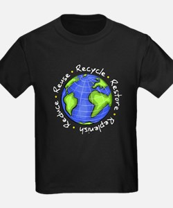Recycle - Reduce - Reuse - Replenish T