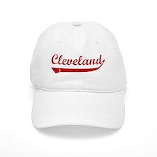 Cleveland (red vintage) Baseball Cap