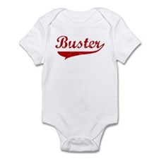 Buster (red vintage) Infant Bodysuit