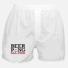 Beer Pong - All Star Boxer Shorts