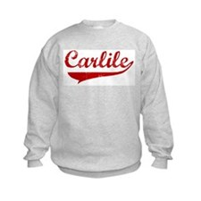Carlile (red vintage) Sweatshirt