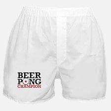 Beer Pong - Champion Boxer Shorts
