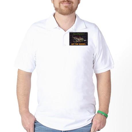 Lure course/bunny Golf Shirt
