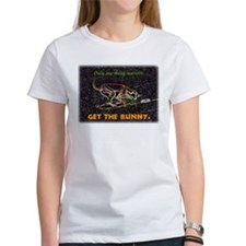Lure course/bunny Tee