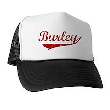 Burley (red vintage) Trucker Hat