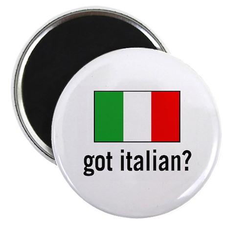 got italian? Magnet