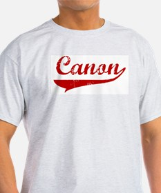 Canon (red vintage) T-Shirt