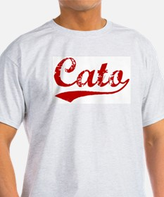 Cato (red vintage) T-Shirt