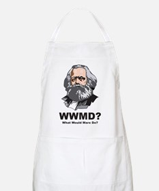 What Would Marx Do BBQ Apron