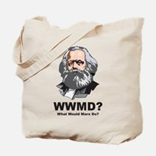 What Would Marx Do Tote Bag