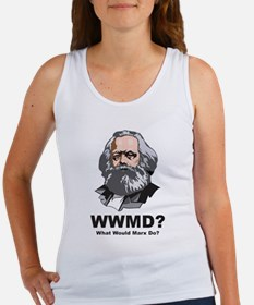 What Would Marx Do Women's Tank Top