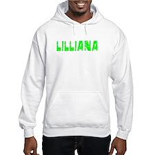 Lilliana Faded (Green) Hoodie Sweatshirt