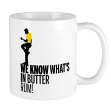 We Know What's in Butter Rum
