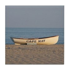 Cape May Tile Coaster