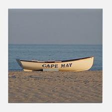 Cape May Tile Coaster