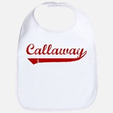 Callaway (red vintage) Bib