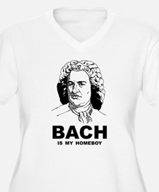 Bach Is My Homeboy T-Shirt