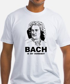 Bach Is My Homeboy Shirt