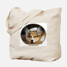 Welsh Corgi (Pembroke) Tote Bag