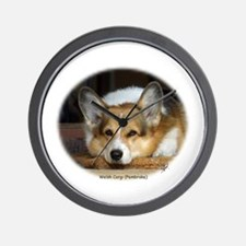 Welsh Corgi (Pembroke) Wall Clock